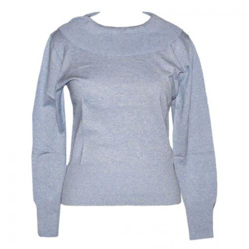 Ladies Cawl Neck Full Sleeve Sweater - (NEP-004)