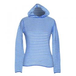 Ladies Stripped Cotton Hoodie - (NEP-012)