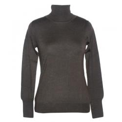 Ladies Turtle Neck Full Sleeve Sweater - (NEP-013)