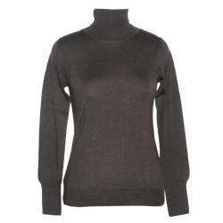 Ladies Turtle Neck Full Sleeve Sweater - (NEP-013)