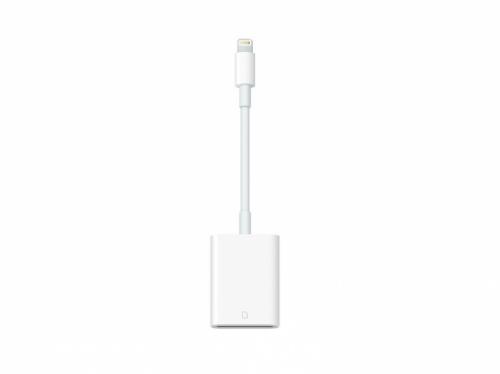 Lightning to SD Card Camera Reader - (ES-084)