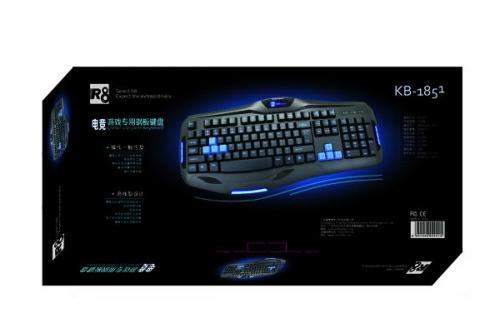 Gaming Keyboard KB-1851 - (MAAS-034)