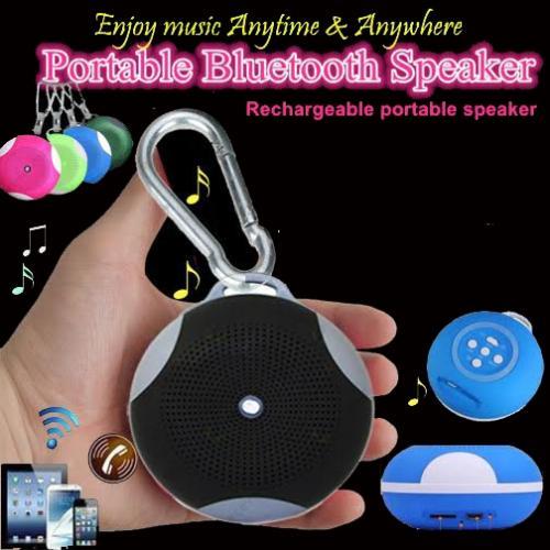 Oval Bluetooth Speaker - (MAAS-048)