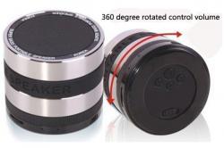 Portable Bluetooth Speaker - (MAAS-049)