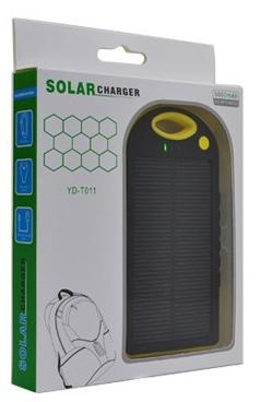 Solar Power Bank - (MAAS-055)