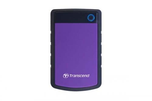 Transcend 500GB External Hard Drive - (MAAS-061)