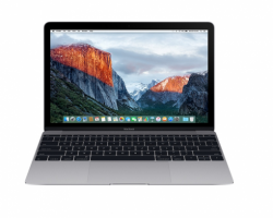 MacBook 12″-1.2GHz M5 / 8GB / 512GB - (ES-001)