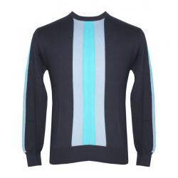 Men's Intertsia Round Neck FS Sweatshirt - (NEP-021)