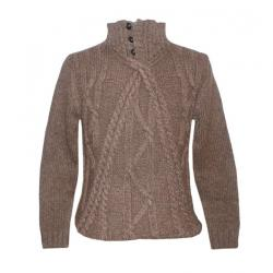 Men's Kelly Cable Knit Sweater - (NEP-023)