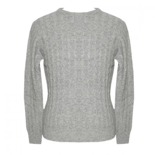 Men's Round Neck Full Sleeve Knit Sweater - (NEP-029)