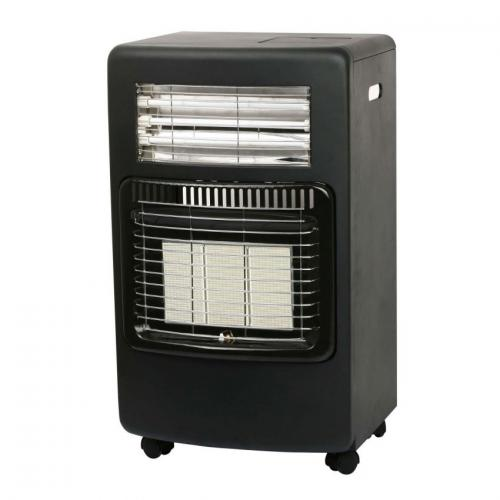 Premier Gas and quartz heater