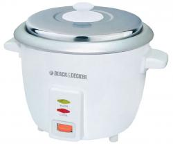 Black & Decker RC1800 1.8-Litre 700-Watt Rice Cooker - (RC-1800)