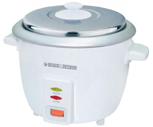 Black & Decker RC1800 1.8-Litre 700-Watt Rice Cooker - (RC-1800)