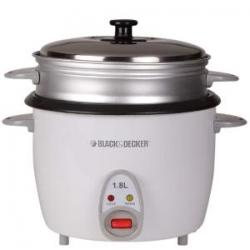 Black & Decker RC 1810 Rice Cooker - (RC-1810)