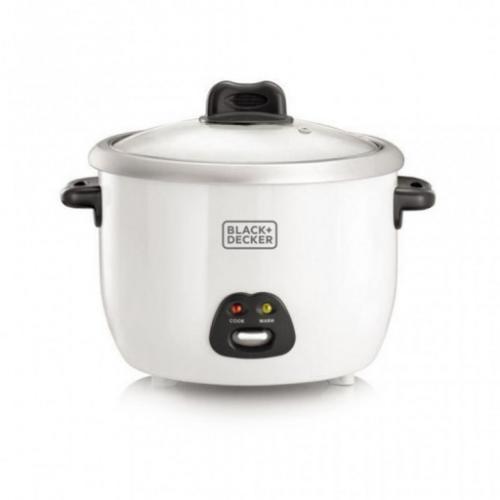 Black & Decker RC1850 Rice Cooker - 1.8L - (RC-1850)