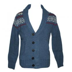 Scott Cardigan Men's Sweater - (NEP-039)