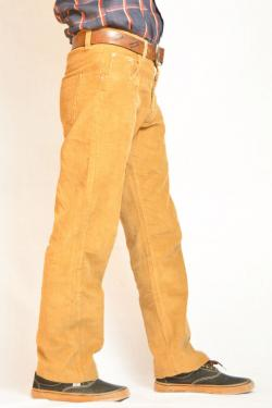 Light Brown Cartridge Pant For Men - (TP-281)