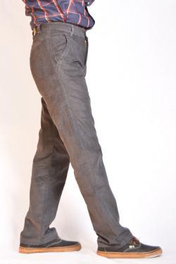 Grey Cartridge Pant For Men - (TP-283)