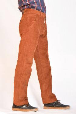 Brown Cotrise Pant For Men - (TP-284)