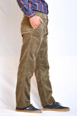 Khaki Color Cartridge Pant For Men - (TP-285)
