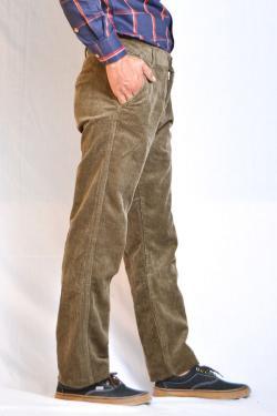 Khaki Color Cartridge Pant For Men - (TP-285)