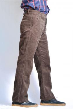 Brown Cartridge Pant For Men - (TP-286)
