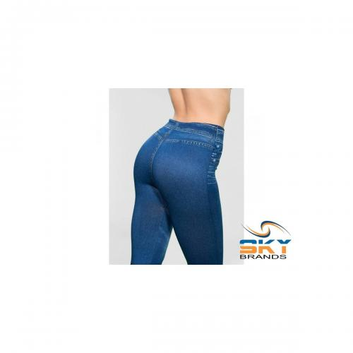 Slim N Lift Caresse Jeans - (SB-013)