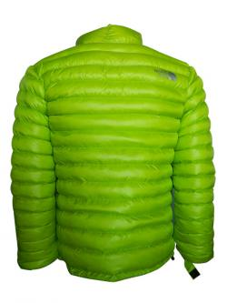 Green North Face Down Jacket - (TP-253)