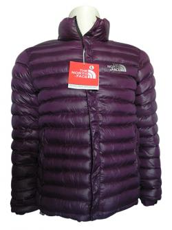Purple North Face Down Jacket - (TP-254)