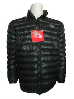 Black North Face Down Jacket - (TP-255)
