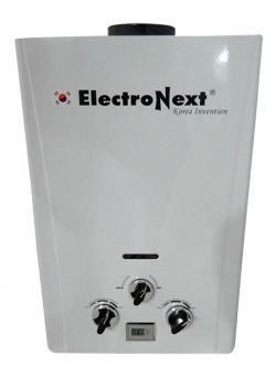 Electro Next Gas Geyser White 6 Ltr. - (TP-271)