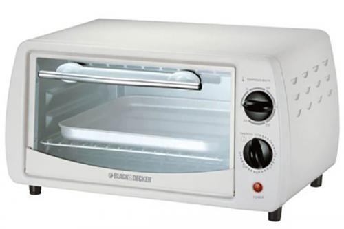 Black & Decker TRO1000 800-Watt 9-Litre Toaster Oven - (TRO1000)