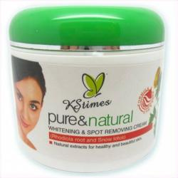 KS Times Pure & Natural Whitening & Spot Removing Cream - (GTPS-010)
