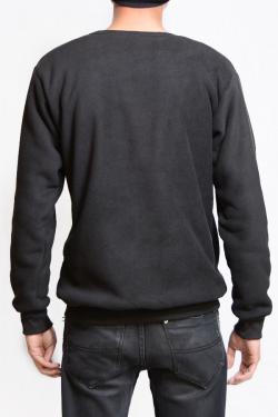 Men's Sweatshirt With Fur Inside - (TP-422)