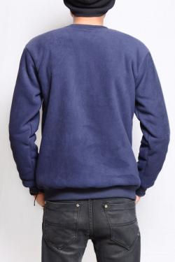 Men's Sweatshirt With Fur Inside - (TP-423)