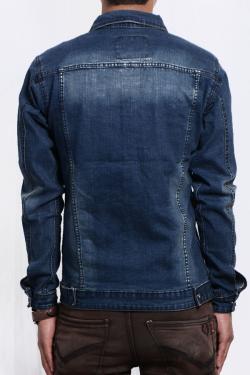 Woodland Denim Jacket For Men - (SB-005)