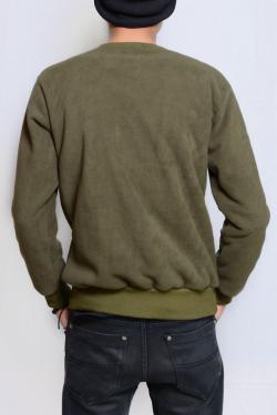 Men's Sweatshirt With Fur Inside - (TP-424)