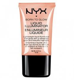 NYX Professional Makeup Born to Glow Liquid Illuminator - 15ml - (ATS-119)