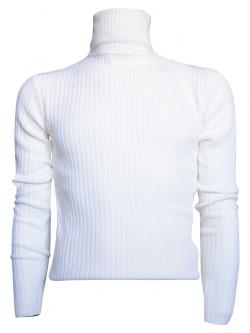 White High Neck Sweater For Men - (TP-418)