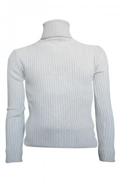 White High Neck Sweater For Men - (TP-420)