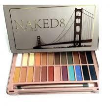 Naked 8 eye-shadow