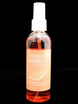 Himalayand Herbs Energy Massage Oil - (HH-004)