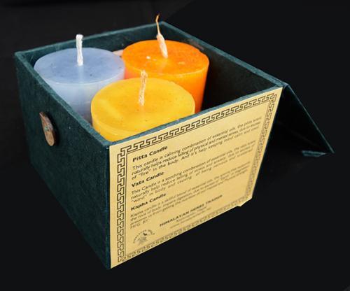Himalayan Herbs Candle - (HH-016)