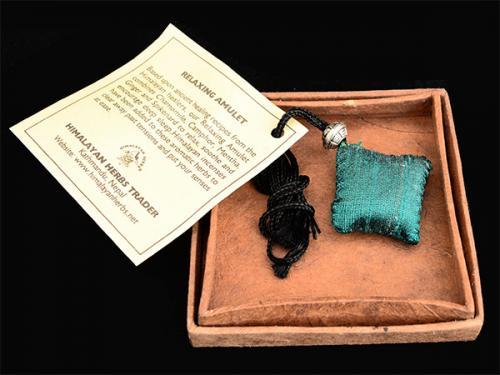 Himalayan Herbs Relaxing Amulet - (HH-021)