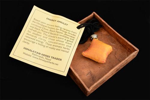 Himalayan Herbs Energy Amulet - (HH-023)