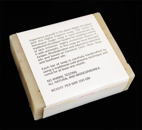 Himalayan Herbs Magic Soap - (HH-030)