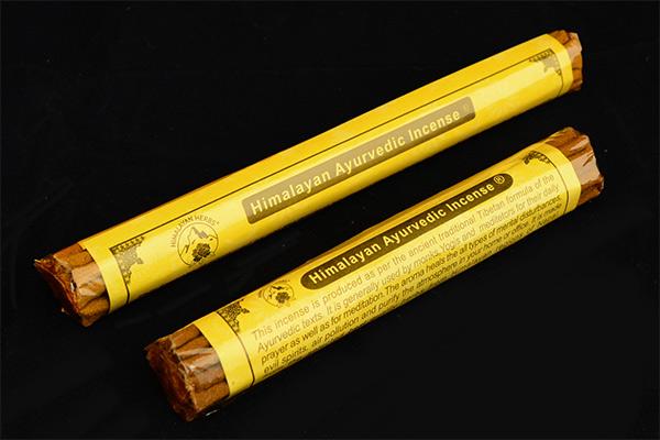 Himalayan Herbs Ayurvedic Incense - Small - (HH-036) by Himalayan
