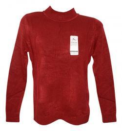 Woolen T Neck Sweater - (TP-412)