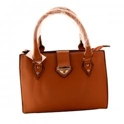 Brown Ladies Handbag - (TP-404)