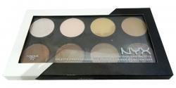 NYX Highlight & Contour Pro Palette - (ATS-013)